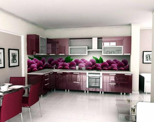 фото скинали для кухни