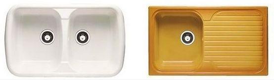 акриловые кухонные мойки Nayes фото
