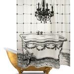 занавески для ванной