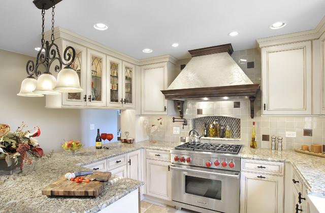 кухня в итальянском стиле фото