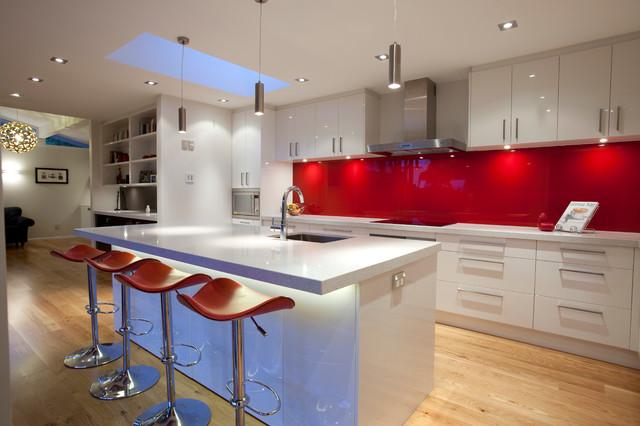 Кухня в стиле модерн фото 1