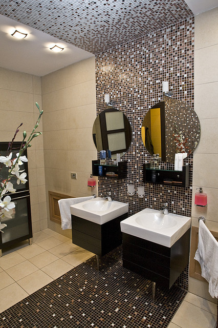 ванная в японском стиле фото 3
