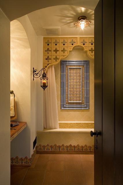 Ванная в марокканском стиле фото 4