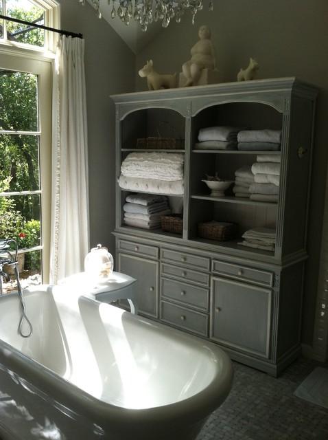 ванна в стиле прованс фото 3