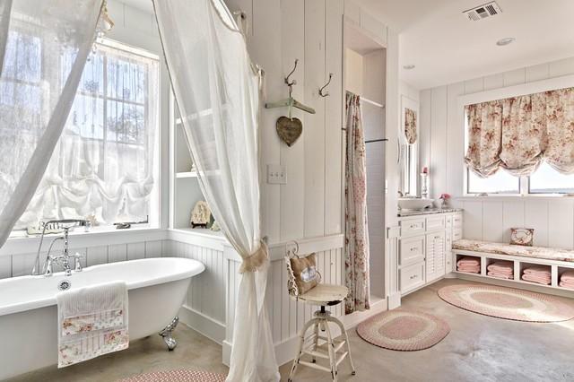 ванна в стиле прованс фото 2