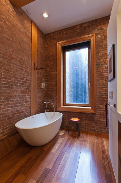 ванная в стиле лофт фото 1
