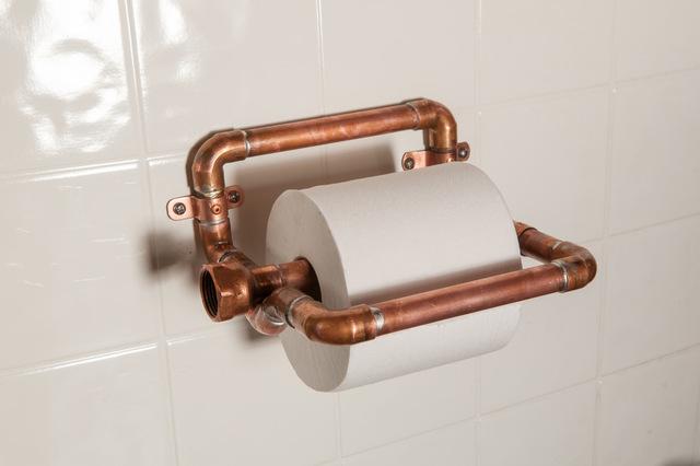 держатель для туалетной бумаги фото 1