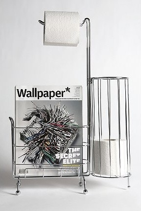 Органайзер для туалетной бумаги фото 2