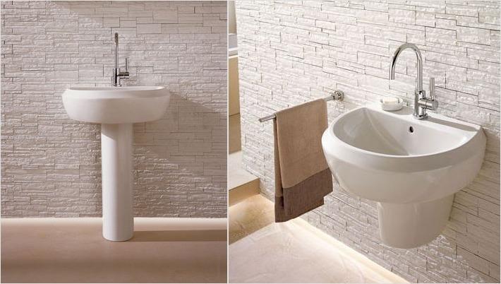 какую раковину выбрать в ванную фото 3