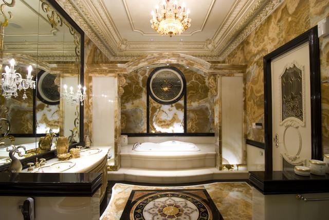 Ванная комната дизайн роскошь