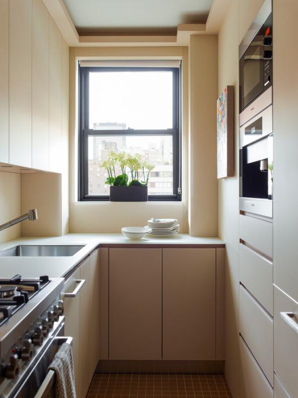 дизайн маленькой кухни 56 фото