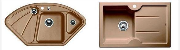 керамические кухонные мойки Blanco фото