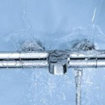 принцип работы термостата в смесителе