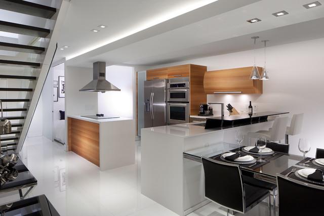 Кухня в стиле модерн фото 3