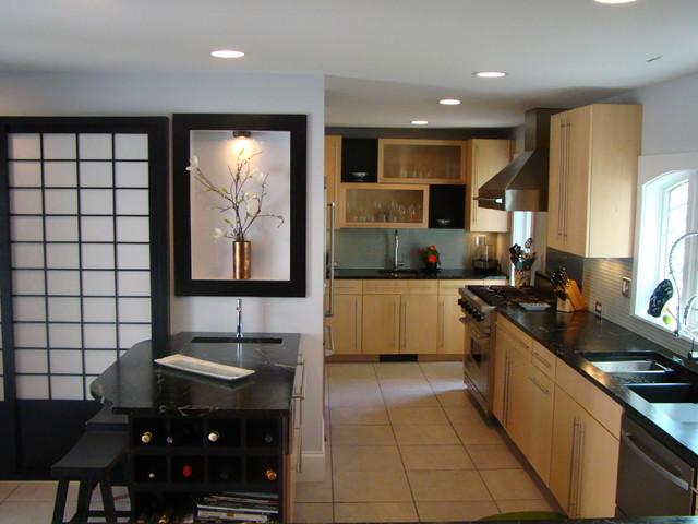 восточный стиль кухни в интерьере фото