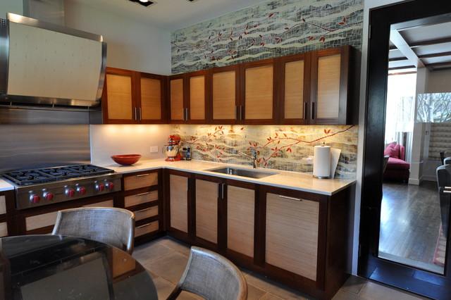 кухни в восточном стиле фото