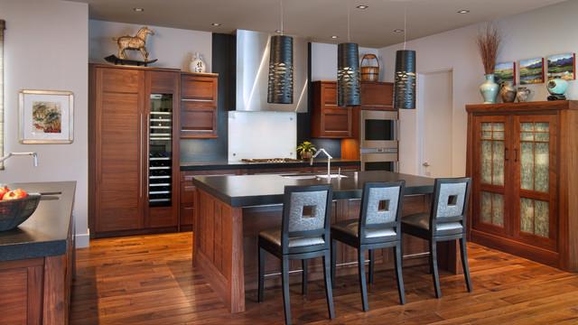 кухня в восточном стиле фото