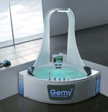 гидромассажная ванна Gemy