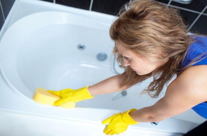 уход за акриловой гидромассажной ванной