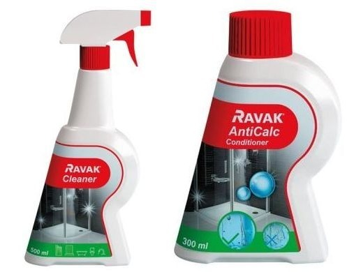 RAVAK Cleaner и Conditioner фото