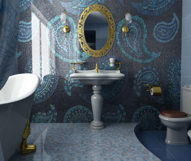 Ванная модерн фото 4