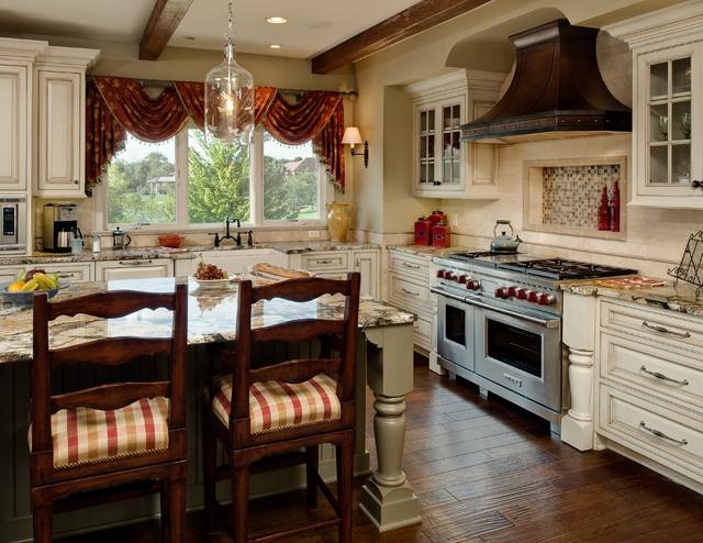 интерьер кухни фото 3